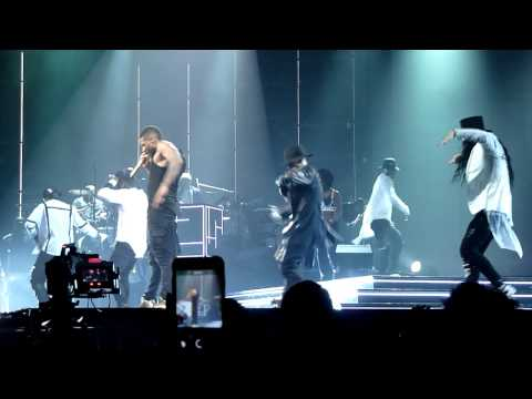 Usher - Good Kisser & You Don't Have To Call (UR Experience Tour Las Vegas 11-22-14)