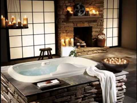Spa Bedroom Decorating Ideas