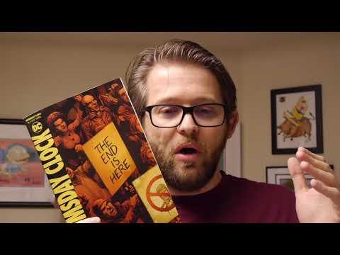 DC Comics Review: Doomsday Clock #1