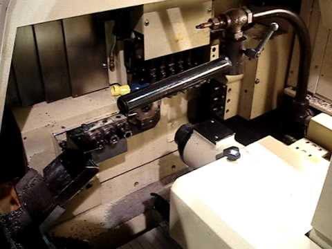Star SR20 CNC Lathe 1998 With Bar Feed