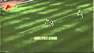 أهداف فوز الأهلي 2 مقابل 0 الترسانة  لبلال و محمد فضل الأسبوع 23 الدوري 4 مايو 2003