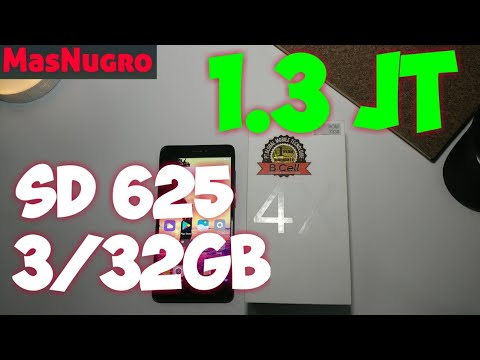 Review Xiaomi Redmi Note 4X 3/32