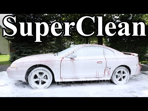 Thumbnail: How to SUPER CLEAN Your Car (Best Clean Possible)