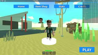 ROBLOX Fortinite: I have to improve