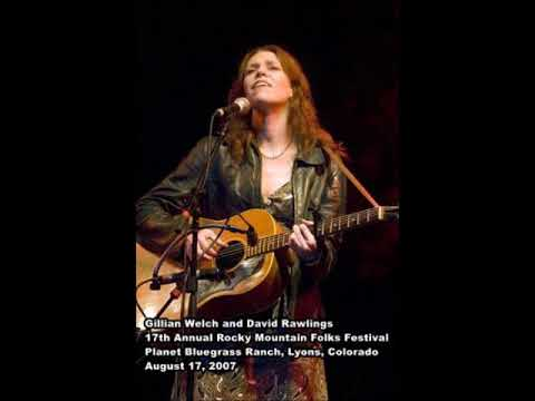 Gillian Welch and David Rawlings 17th Annual Rocky Mountain Folks Festival Lyons, Colorado August 17