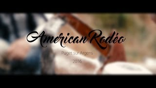 American rodéo Puget 2016