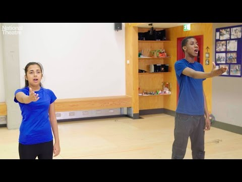 National Theatre: Vocal WarmUp