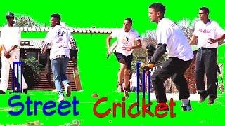 STREET CRICKET in Riviersonderend - Match Highlights