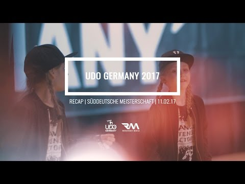 UDO GERMANY 2017 - Süddeutsche Meisterschaft (Official Recap) // By Roschkov Media