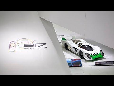 Exhibition 50 Years of the Porsche 917