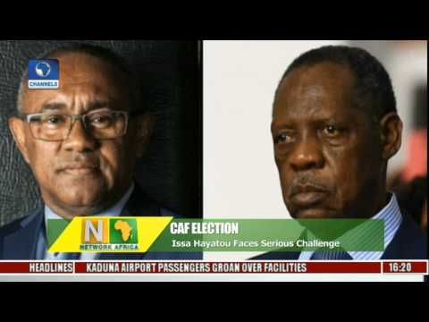 CAF Elections: Issa Hayatou Faces Serious Challenge