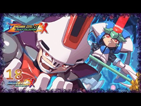 The Mastermind Revealed - MegaMan Zero/ZX Legacy Collection #18 |