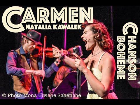 Chanson boheme - Carmen - Natalia Kawalek - The FeelHarmony / NOR59