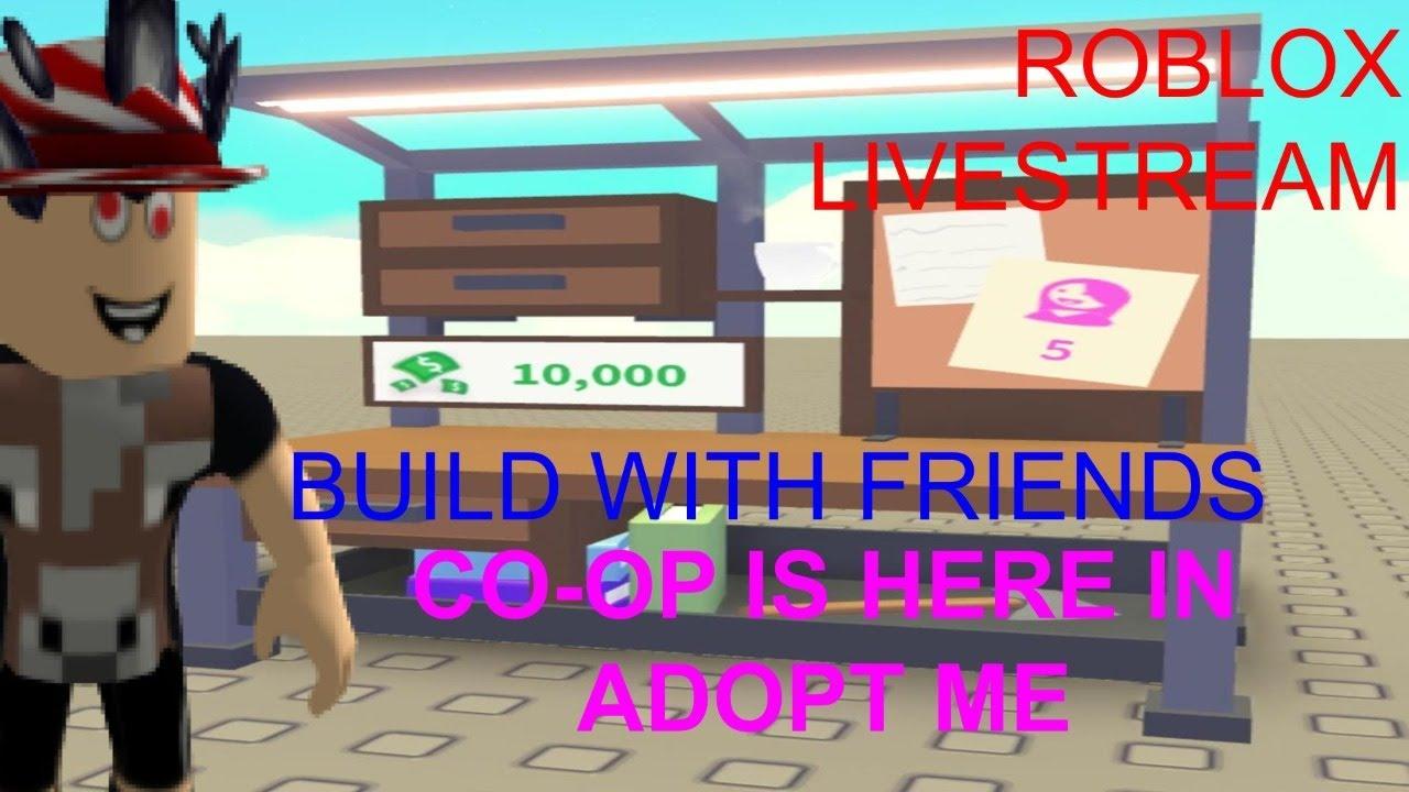 Coop Roblox Games