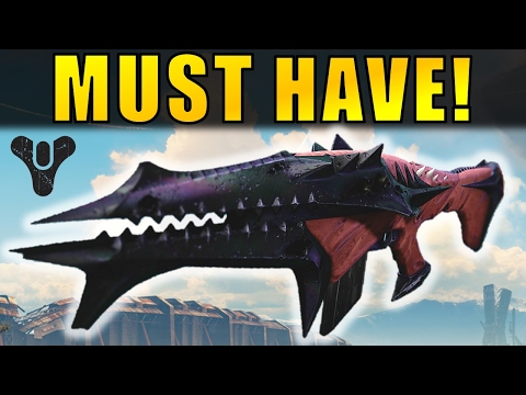 Destiny: 3 MUST HAVE King's Fall Raid Weapons!