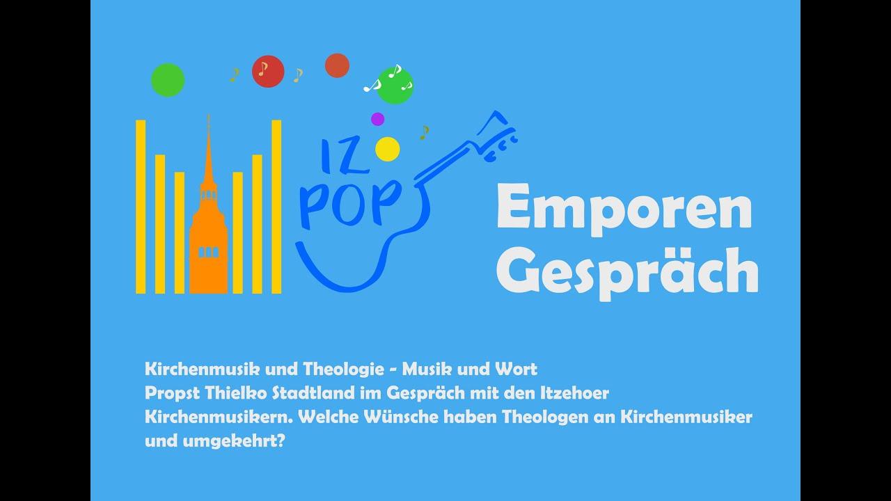 Emporengespräch: Musik und Theologie
