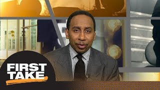 Stephen A. reacts to LiAngelo Ball entering NBA draft: Lakers won't draft him | First Take | ESPN