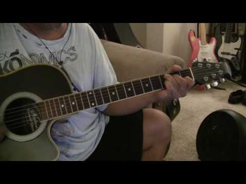 Don't Close Your Eyes - Keith Whitley - Guitar play along with Chords