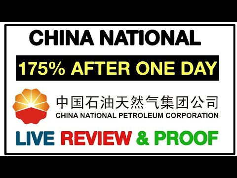 Resultado de imagen para China National Petroleum Corp. youtube