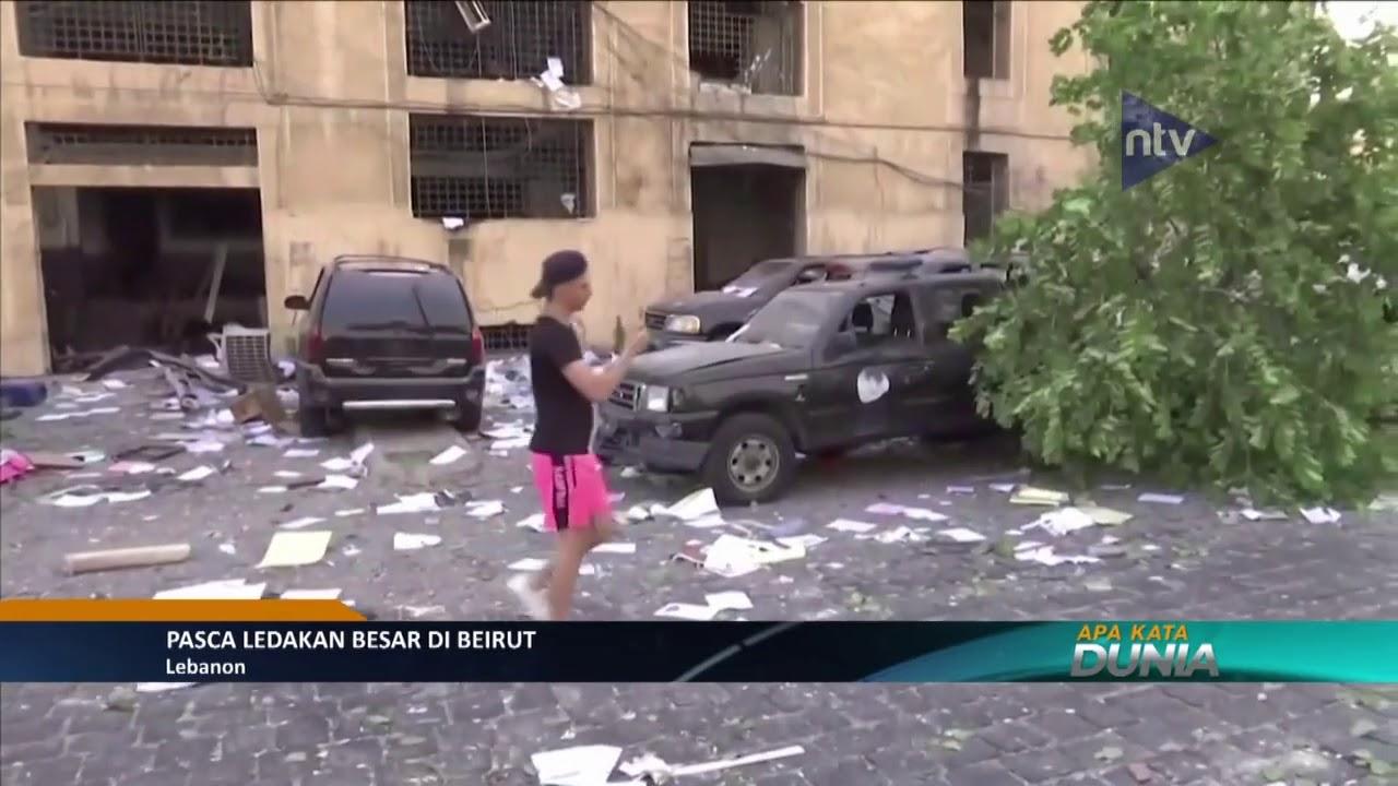WAWANCARA DENGAN DUBES LIBANON HAJRIYANTO Y THOHARI - DUBES RI UNTUK LEBANON PASTIKAN WNI DI BEIRUT