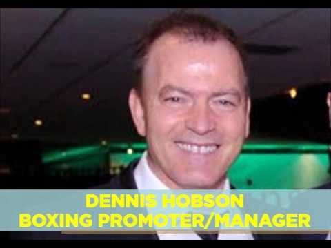 Dennis Hobson Interview on how he became a boxing manager & promoter