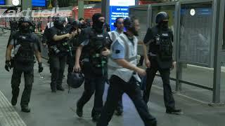 [AUSFÜHRLICH] + ANTI-TERROR-GROSSÜBUNG + von Bundespolizei und Landespolizei am Hauptbahnhof