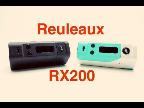 Wismec Reuleaux RX200!