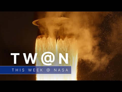 A New Earth-Observing Mission Launches to Space on This Week @NASA  October 1, 2021