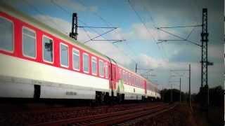 361 002 na zmeškanom vlaku R 602