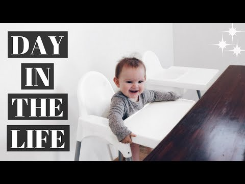 Day in the Life of a Mom of 2 | DITL March 2018 | Mommy Chats