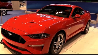 2018 Ford Mustang Ecoboost UK | Exterior and Interior | First Impression | Look in 4K