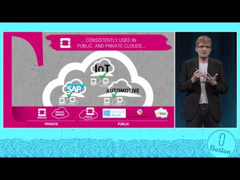 Deutsche Telekom Sponsor Keynote- Make OpenStack Successful in Public Clouds