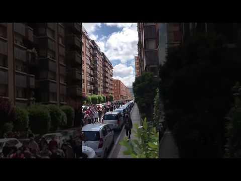 """Valladolid sale a la calle """"en defensa del sector taurino"""""""