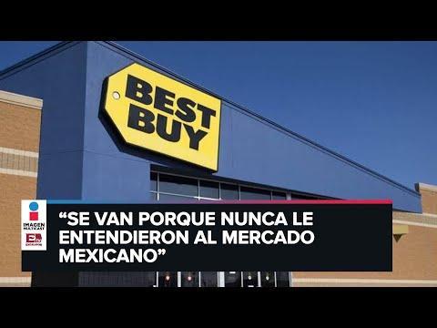 Best Buy anuncia su salida de México   Análisis Superior