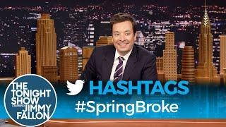 Hashtags: #SpringBroke thumbnail