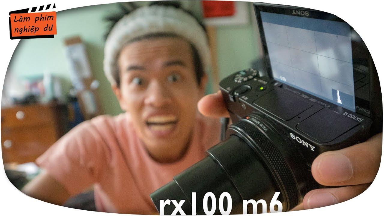 7 lý do nên mua Sony RX100 vi (mark 6) ✅ Camera bỏ túi tốt nhất cho Vlog, Du lịch, Đời sống ….
