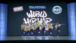 MONSOON! (JAPAN)(HHI-WORLD-2018), JUNIOR (final)