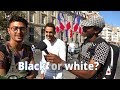 Les mecs prefèrent-ils les filles blanches,les noires ou autres ?