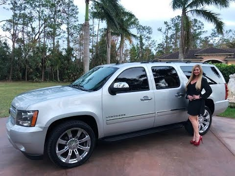 SOLD 2010 Chevrolet Suburban, 1 Owner, for sale by Autohaus of Naples 239-263-8500