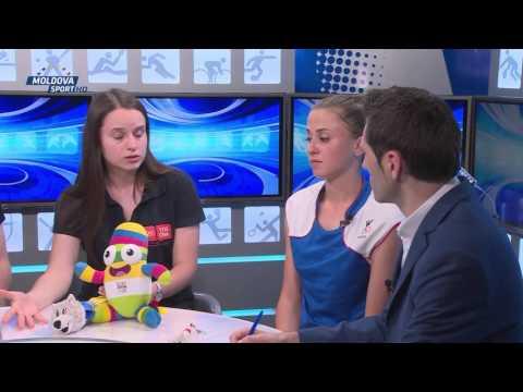 Ecoul Sportului cu Mihai Burciu la Moldova Sport TV Ediția 5 Partea II (6 06 2014)