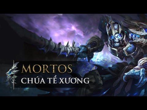 [Tâm điểm tướng] Mortos - Chúa tể xương - Garena Liên Quân Mobile
