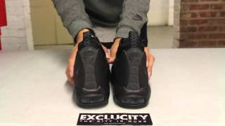 Air Max 95 Sneakerboot Black - Black Unboxing Video at Exclucity
