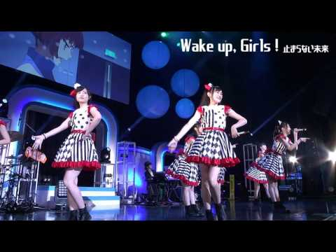Wake Up, Girls! 3rd LIVE TOUR LIVE Blu-ray <止まらない未来>