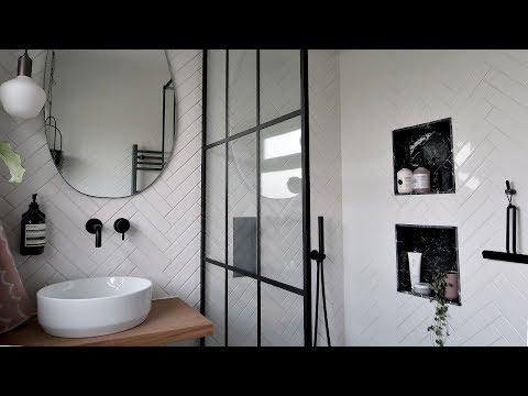 Monochrome Wetroom Reveal
