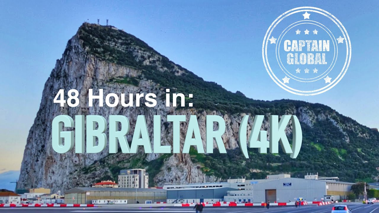 how to travel from gibraltar to morocco