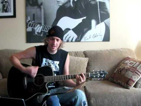 Green Day - Emenius Sleepus (acoustic cover)