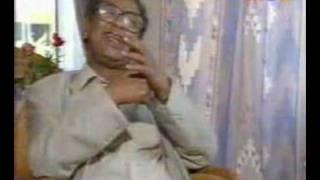 لقاء مع الأديب الروائي السوداني الطيب صالح 4 من 5