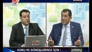 Ceylanpınar Belediye Başkanı Menderes Atilla Güneydoğu Tv'de 23 Haziran 2014