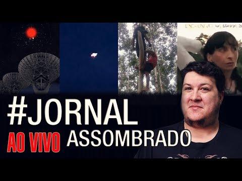 J.A.#74: 18 Filhos com ETs! Resolvido Mistério das FRBs? El Pombero Atacou no Paraguay! OVNI RN
