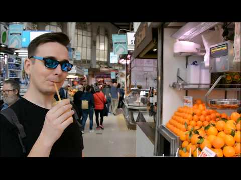 Valencia 2018 - metro, trams and much more!